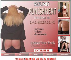 sound punishment